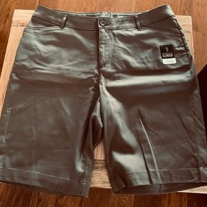 St.John'sBay brown bermuda shorts, NWT, size 18W